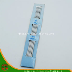 20cm Double Point Aluminum Knitting Needles (HAMNK0001) pictures & photos