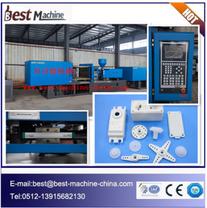Quality Assurance of The Plastic Components Servo Energy Saving Injection Molding Machine pictures & photos