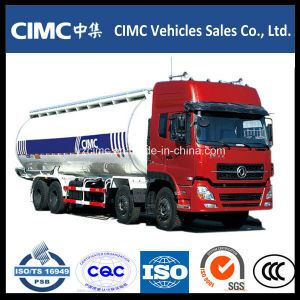35cbm Dongfeng 8X4 Bulk Cement Tank Truck pictures & photos