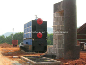 Hot Sale 1 T/H Fully Automatic Coal Steam Boiler pictures & photos