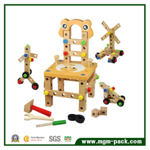 Factory Price Custom Various Wooden Chair Toy pictures & photos