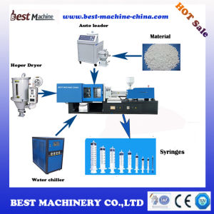 Syringe Injection Molding Making Machine pictures & photos