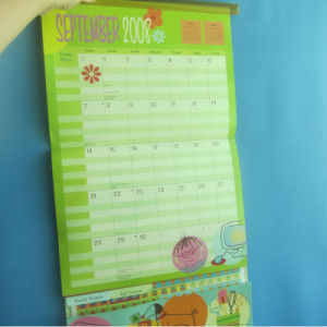 Desk Calendar, Custom 3D Wall Calendar pictures & photos