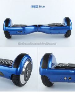 Mini Blue Tooth Speaker Carried Two Wheel Balance Electric Scooter Mini Scooter
