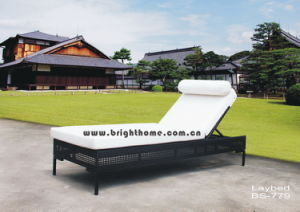 Weatherproof Beach Chair/Beach Bed for Outdoor (BS-779) pictures & photos