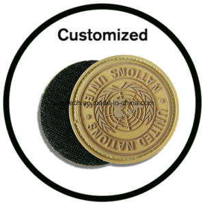 Rubber Patch for Bag Clothing Hat Cap Vest pictures & photos