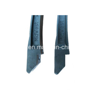 Extrusion Wedge EPDM Rubber Seal / Auto Door Rubber Weather Sealing Gasket Strip pictures & photos