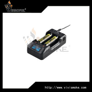 Best Selling Smart Xtar Vp2 Automatic 18650 Battery Charger 4.2V Xtar Vp2 18350 18650 26650 Li-ion Battery Charger pictures & photos