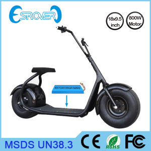 2016 Hot Sell Fashionable Design Powerful Motor Adult Electric Motorcycle