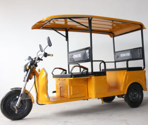 Chongqing Electric 5 Passenger Tricycle pictures & photos