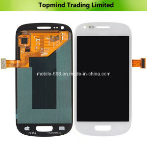 LCD Display with Touch Screen for Samsung Galaxy S3 Mini I8190 pictures & photos