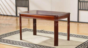 Solid Wooden Dining Desk Coffee Table (M-X2637) pictures & photos