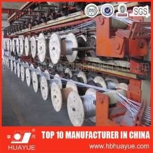 Flame Resistant Industry Heavy Duty Steel Cord Conveyor Belt pictures & photos