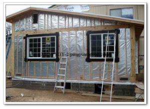 Bubble Foil Heat Insulation with Aluminum Foil and PE Bubble pictures & photos