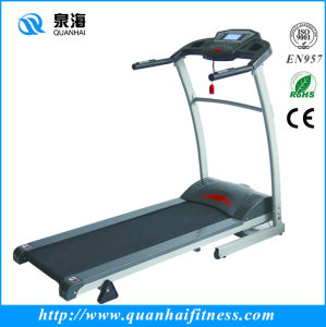 Home Electric Treadmill Folding Running Machine Gym Equipment Cheap Fitness Machine (QH-9811) pictures & photos