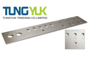 Customized CNC Precision Machining Parts with Steel Plate pictures & photos
