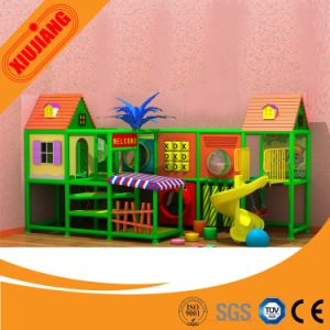 Indoor Baby Playground, Toddler Soft Playground Equipment pictures & photos