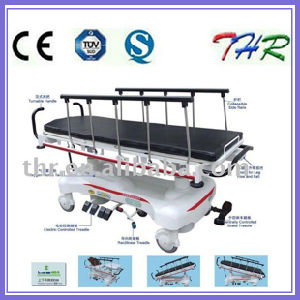 Luxurious Electric Rise and Fall Stretcher Cart pictures & photos