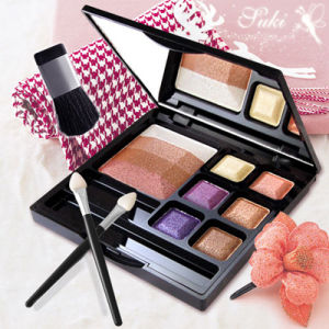 Spring glitter powder is a good ornament in cosmetic pictures & photos