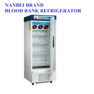 LCD Display Blood Bank Refrigerator with Reliable Quality pictures & photos