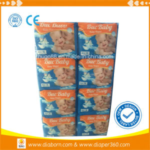 Cotton Material and Soft Breathable Buc Baby Diapers pictures & photos