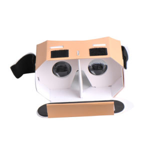 Google Cardboard Virtual Reality 3D Glasses pictures & photos