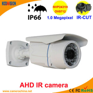 30m IR Weatherproof 1.0 Megapixel Ahd Camera pictures & photos