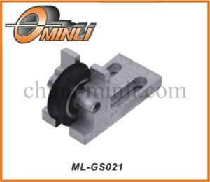 Nylon Covered Aluminum Alloy Bracket Pulley (ML-GS021) pictures & photos
