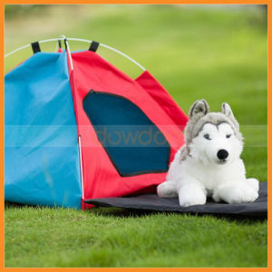 Factory Wholesale Waterproof Portable Outdoor Camping Dog Pet Tent House pictures & photos