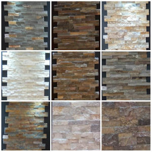 Natural Culture Slate Cultured Stone for Wall Cladding pictures & photos