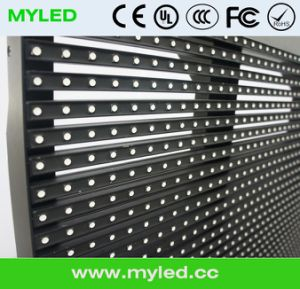 LED Strips Outdoor P10/P12/P16/P20/P25/P31.25 Full Color P10 Outdoor LED Curtain pictures & photos