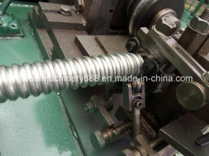 Flexible Metal Electrical Wire Tube Machine pictures & photos