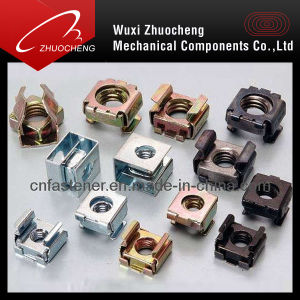 M3-M15 Steel Spring U Clip Nuts/Cage Nuts pictures & photos