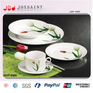 Fine Porcelain Plate Customized