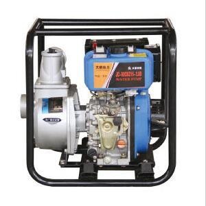 4 Stroke Electric Diesel Powered Water Pump (Jc-80cbz15-4.0b)