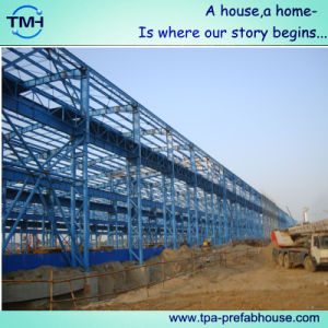 Low Cost Light Prefab Workshop Steel Structure Construction pictures & photos