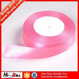 Stict QC 100% Various Colors Cheap Satin Ribbon pictures & photos