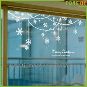 Digital Printing Fashion PVC Transparent Window Sticker pictures & photos