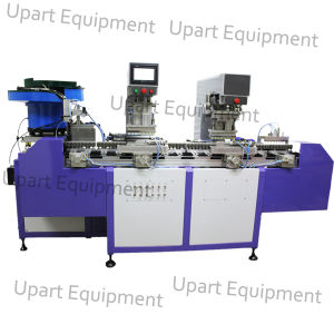 Customize Double Color Automatic Blade Pad Printing Machine