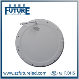 High Brightness Round Glass LED Flat Lighting Panel pictures & photos