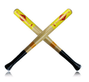 Good Quality Durable Cheap Wooden Baseball Bat pictures & photos