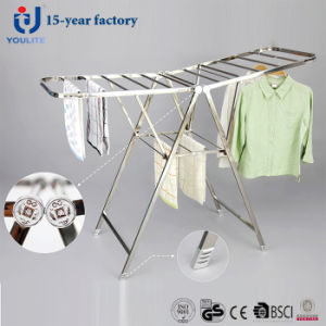 All Stainless Steel Foldable Cloth Dryer pictures & photos