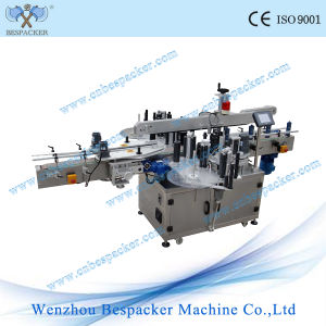 Automatic Square Wine Bottle Labeling Machine pictures & photos