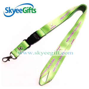 Promotion Gift Polyester Lanyard Printed Key Holder Weaving Lanyards pictures & photos