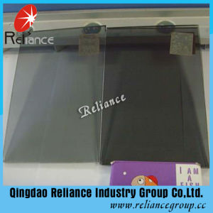 Dark Grey/Euro Grey Tinted Glass with Reasonable Price pictures & photos