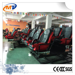 Competitive Price Truck Mobile 9d Cinema with Cabin pictures & photos