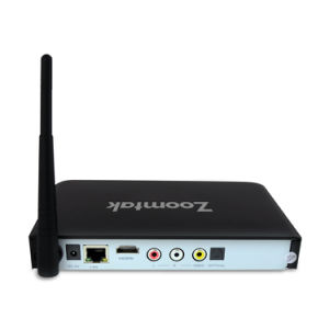 2015 Hot Selling Quad Core Android TV Box T8 with Kodi14.2 and Amlogics802, Support Dual Band WiFi Set Top Internet TV Box pictures & photos