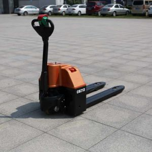 China OEM Manufacturers 1.5 Tons Hand Electric Pallet Truck (CBD15) pictures & photos