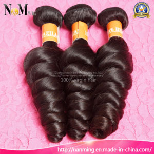Brazilian Virgin Human Hair Weaving (QB-BVRH-LW) pictures & photos