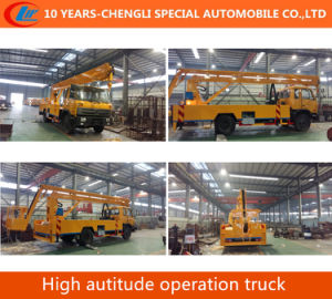 High Lifting Platform Truck High Altitude Truck with Low Price pictures & photos